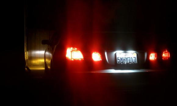 HID fogs installed