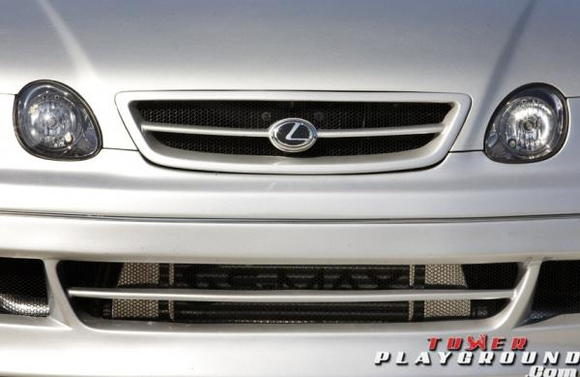 grill intercooler