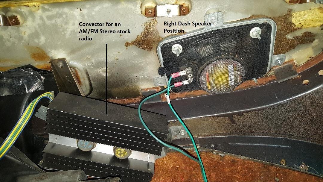 I need radio wiring help! - CorvetteForum - Chevrolet