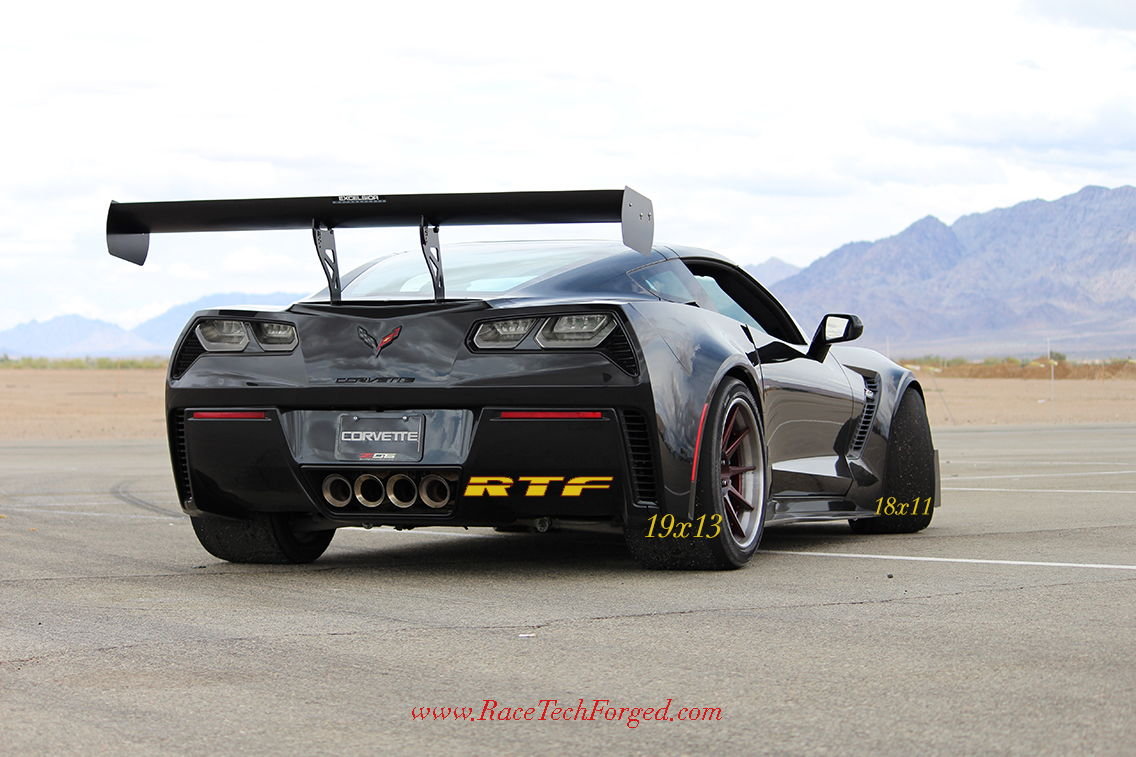 Race Tech Forged Track Spec-5 MonoBloc 19x12 22 LBS!! - Page 4 ...