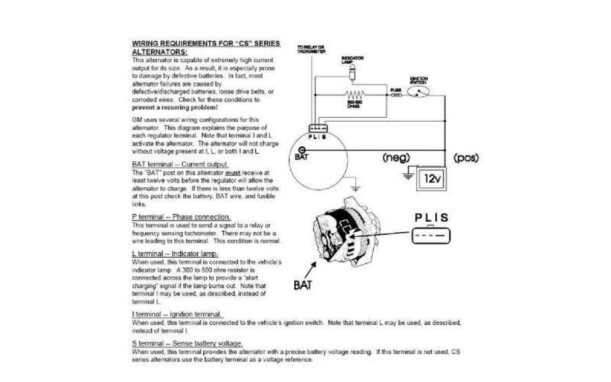 Alternator Upgrade Gen Light On Corvetteforum Chevrolet Hq Wiring Diagram Does This Help