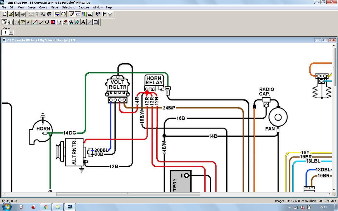 Voltage Regulator Wiring Corvetteforum Chevrolet Corvette Forum Discussion