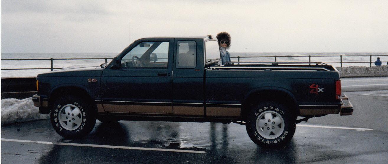 1988 GMC S15 Gypsy Edition - CorvetteForum - Chevrolet