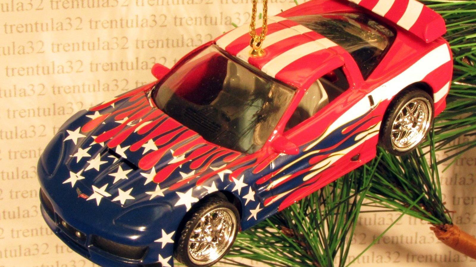 8 Corvette Christmas Ornaments - CorvetteForum - Chevrolet ...