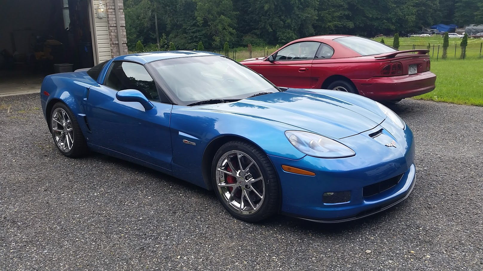 fs for sale 2008 c6 z06 jetstream blue 46k miles corvetteforum chevrolet corvette forum. Black Bedroom Furniture Sets. Home Design Ideas