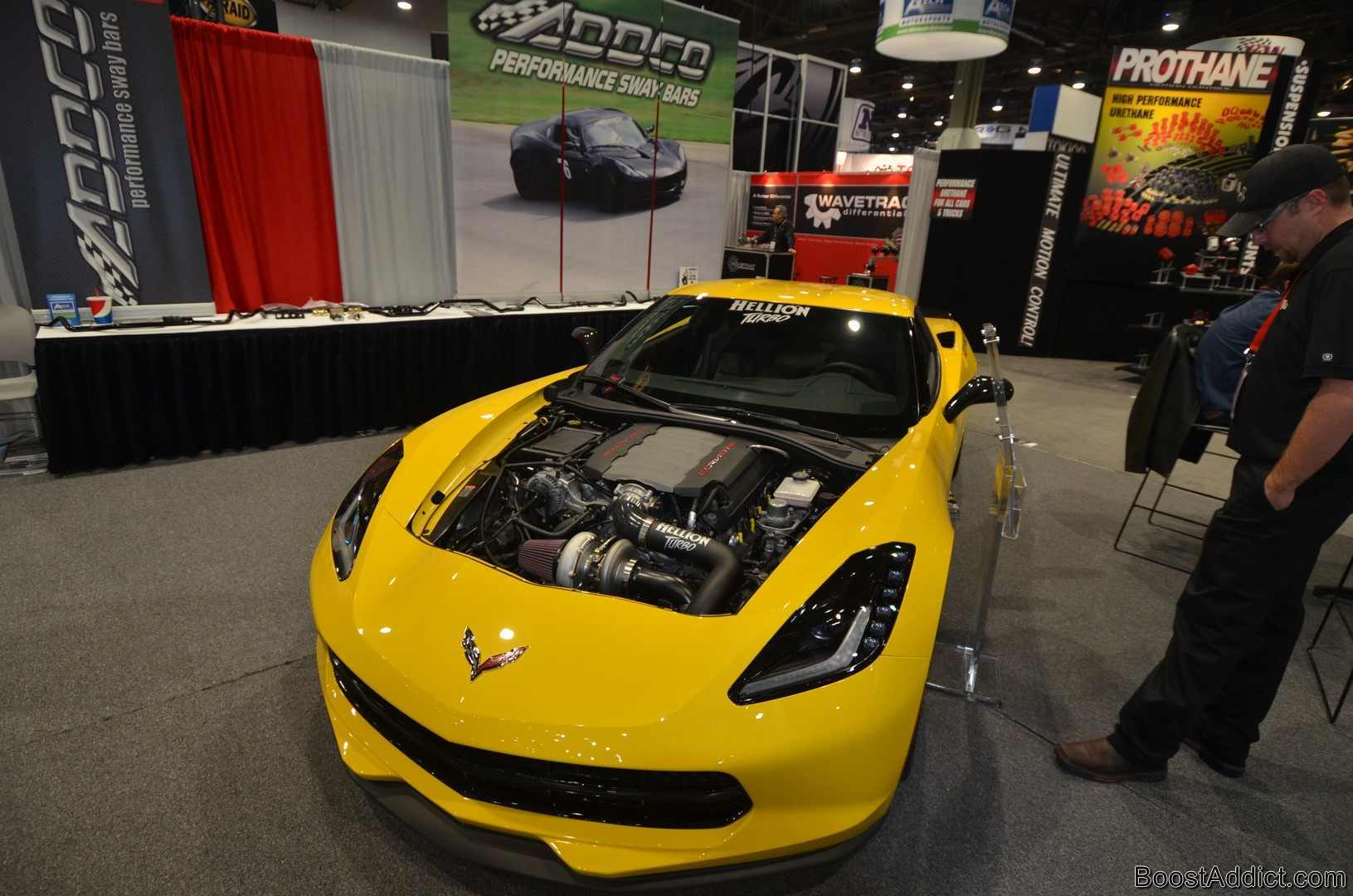 Boost! Hellion Turbo Kit vs PC, ECS, A&A? - CorvetteForum