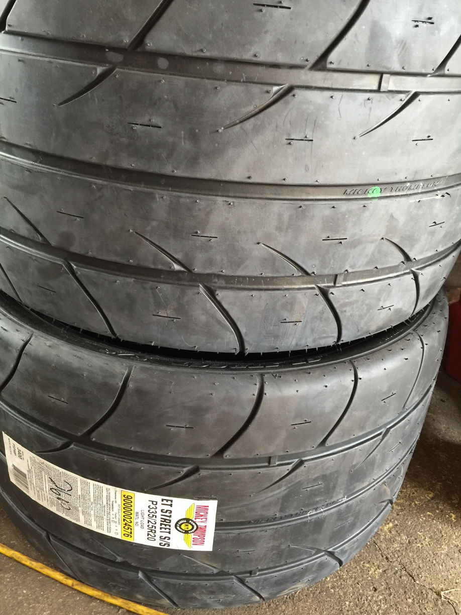 fs tires new 335 25r20 used 285 30r19 corvetteforum. Black Bedroom Furniture Sets. Home Design Ideas