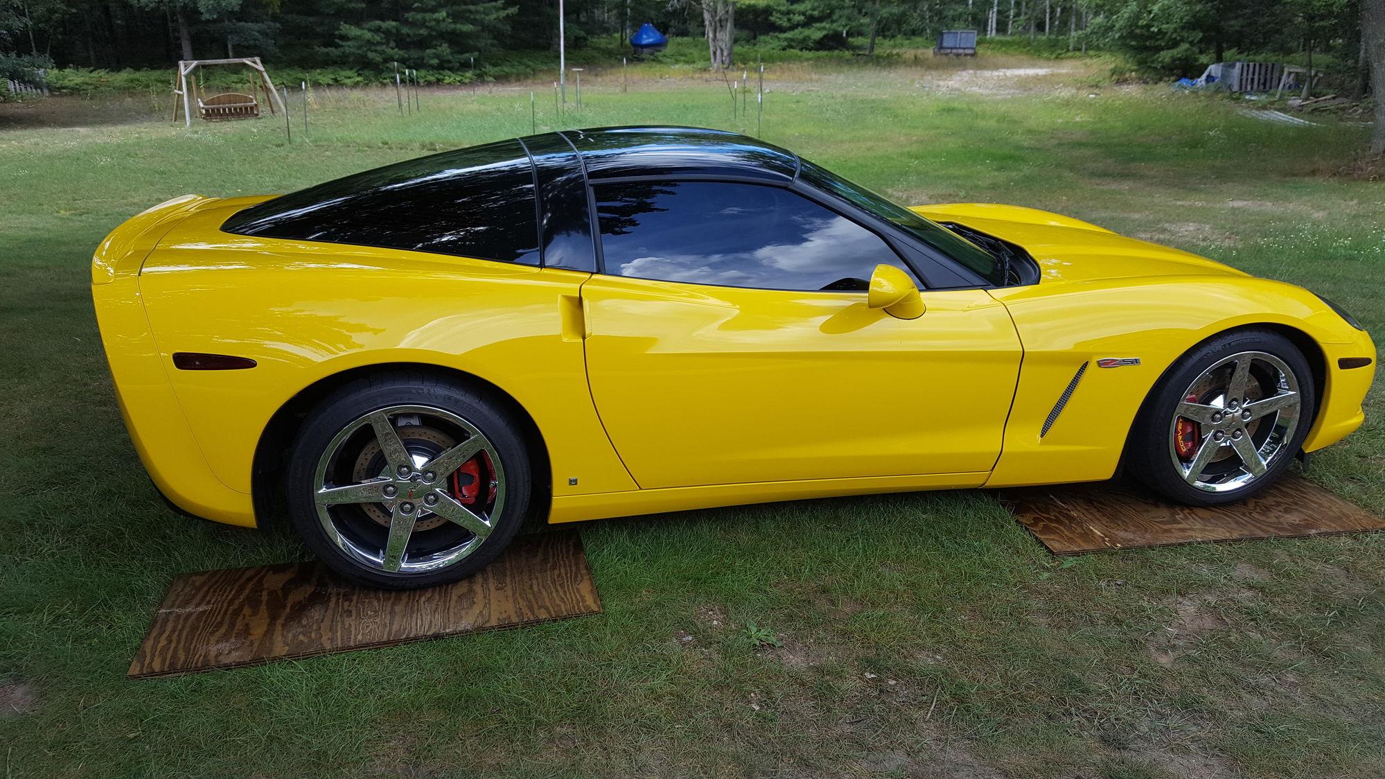 Yahoo Corvettes For Sale Autos Post