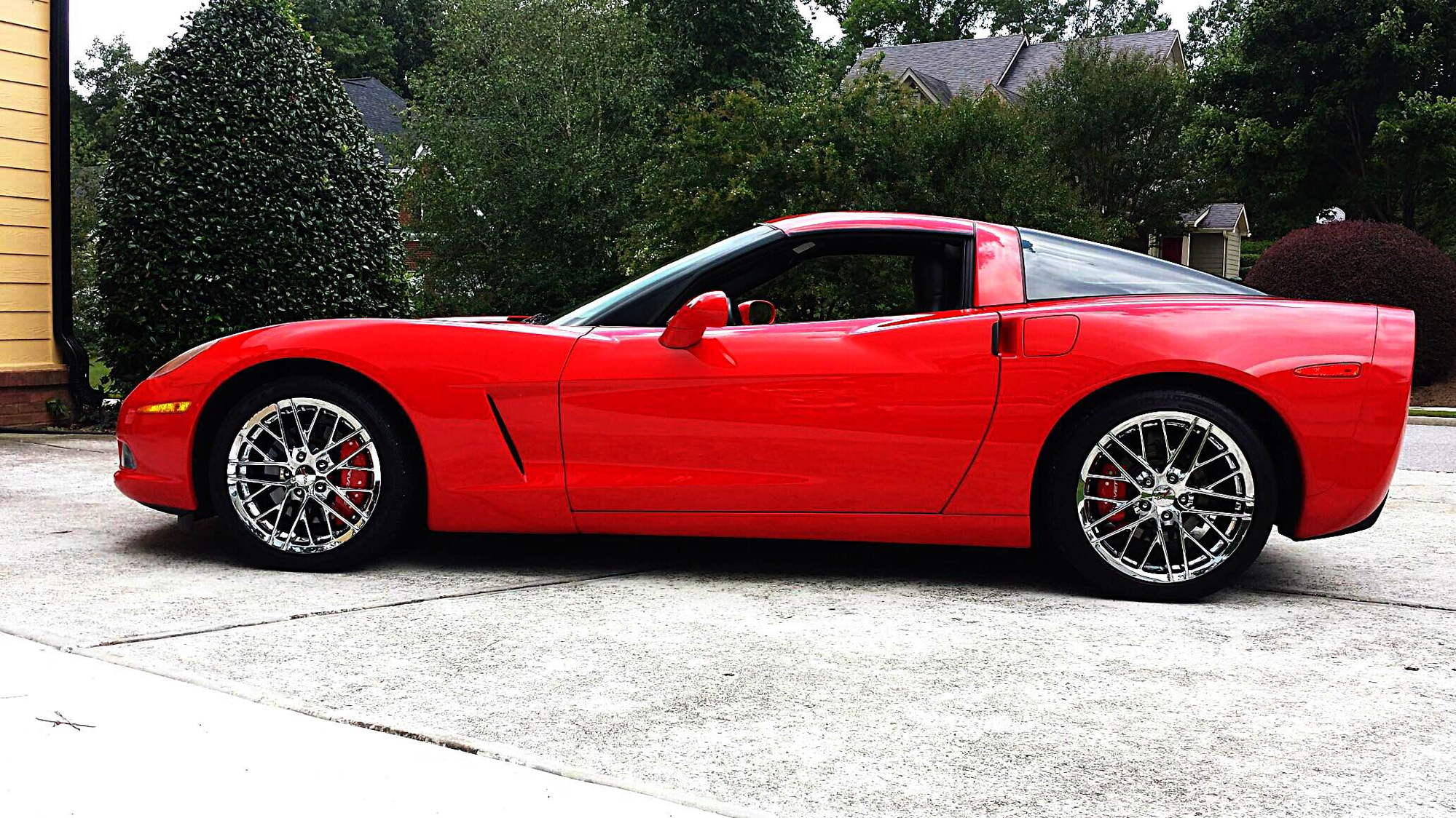 Miami Used Chevrolet >> ZR1 wheels on a Base 2005 C6 - CorvetteForum - Chevrolet Corvette Forum Discussion