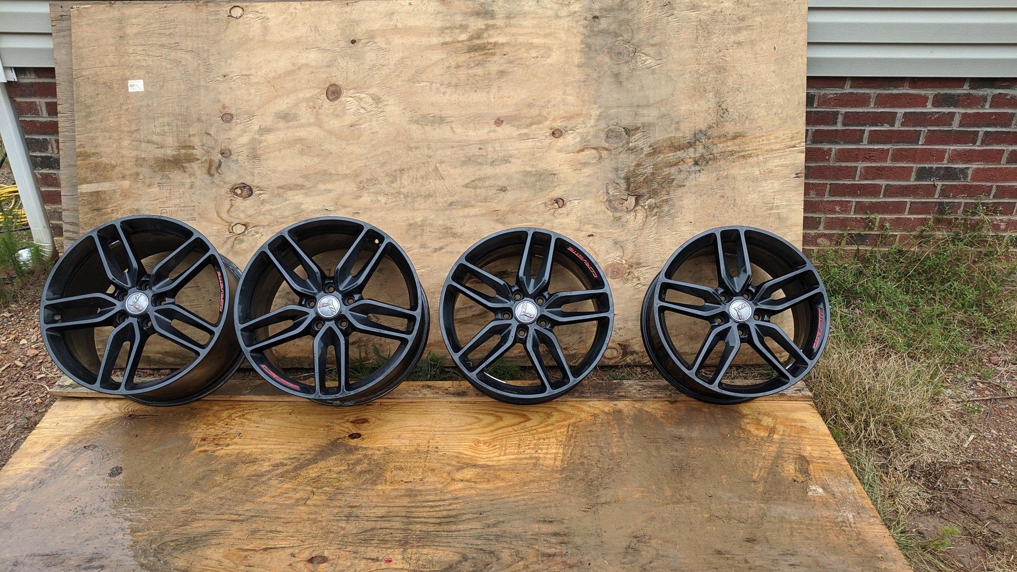Fs  For Sale  2015 Z51 Oem Wheels