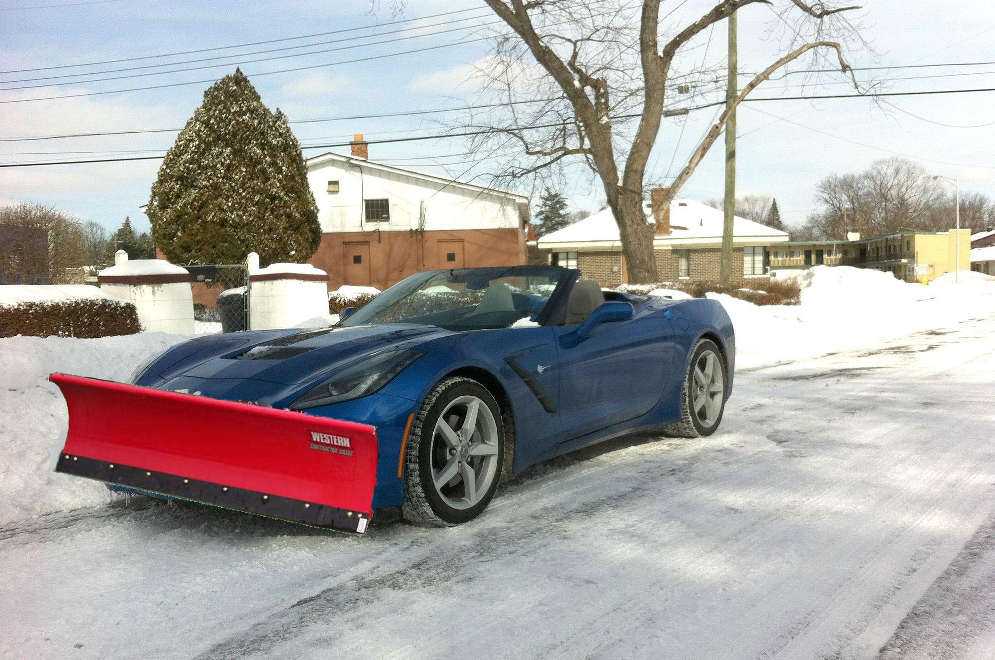 Winter daily driver - Page 3 - CorvetteForum - Chevrolet ...