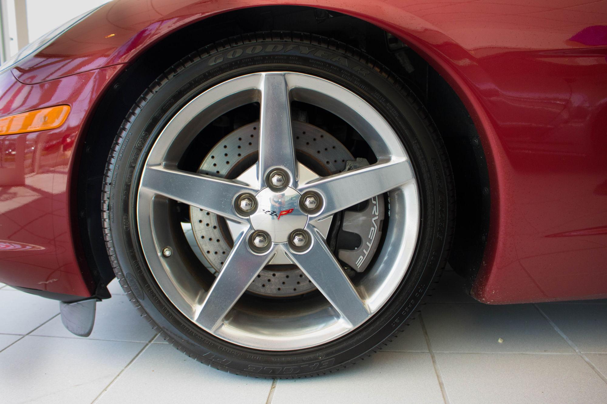 FS (For Sale) **2006 C6 Convertible Z51 W/ 3LT - Monterey ...