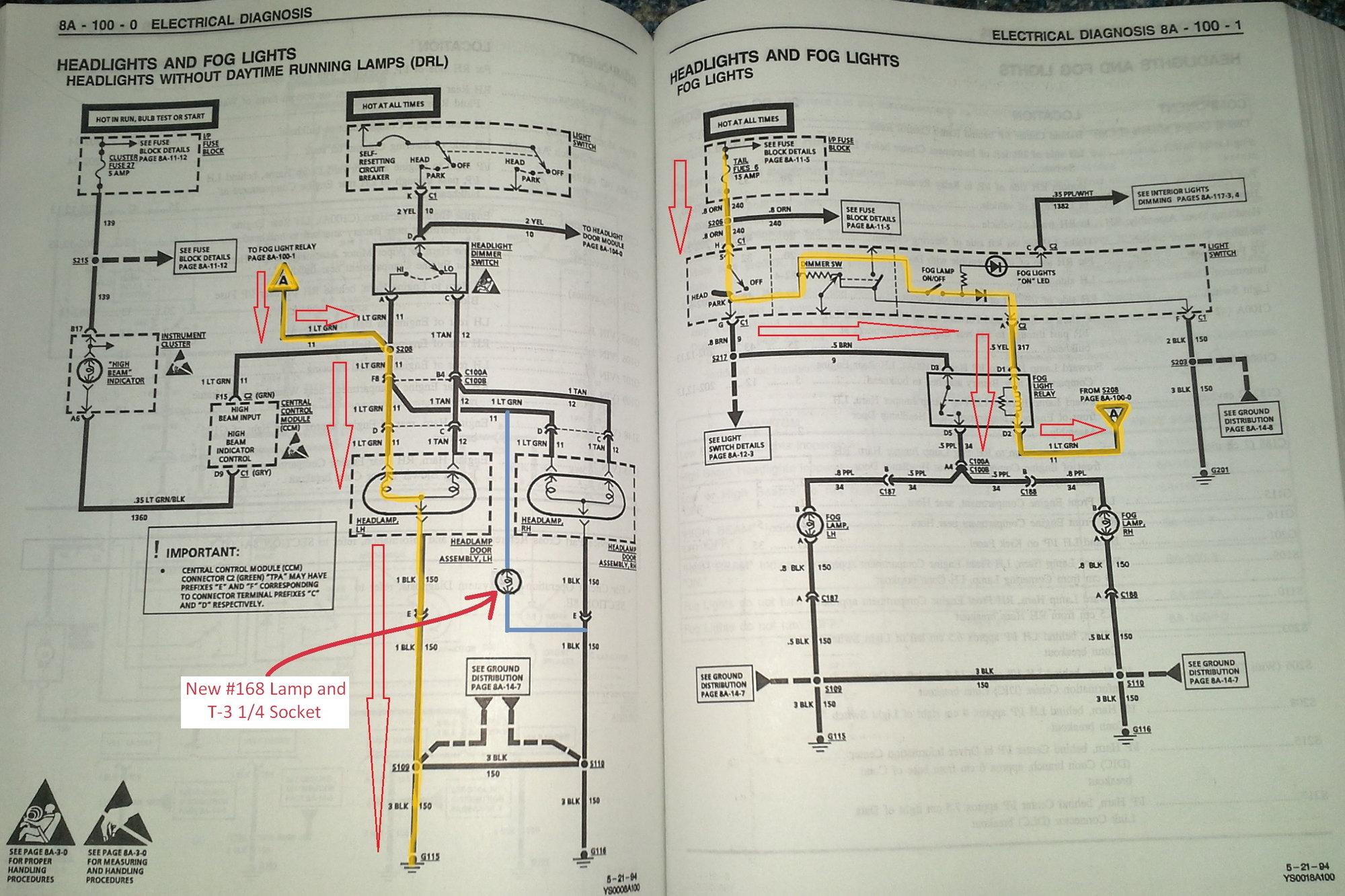 Fog Light Relay Wiring Diagram Besides Fog Light Relay Wiring Diagram
