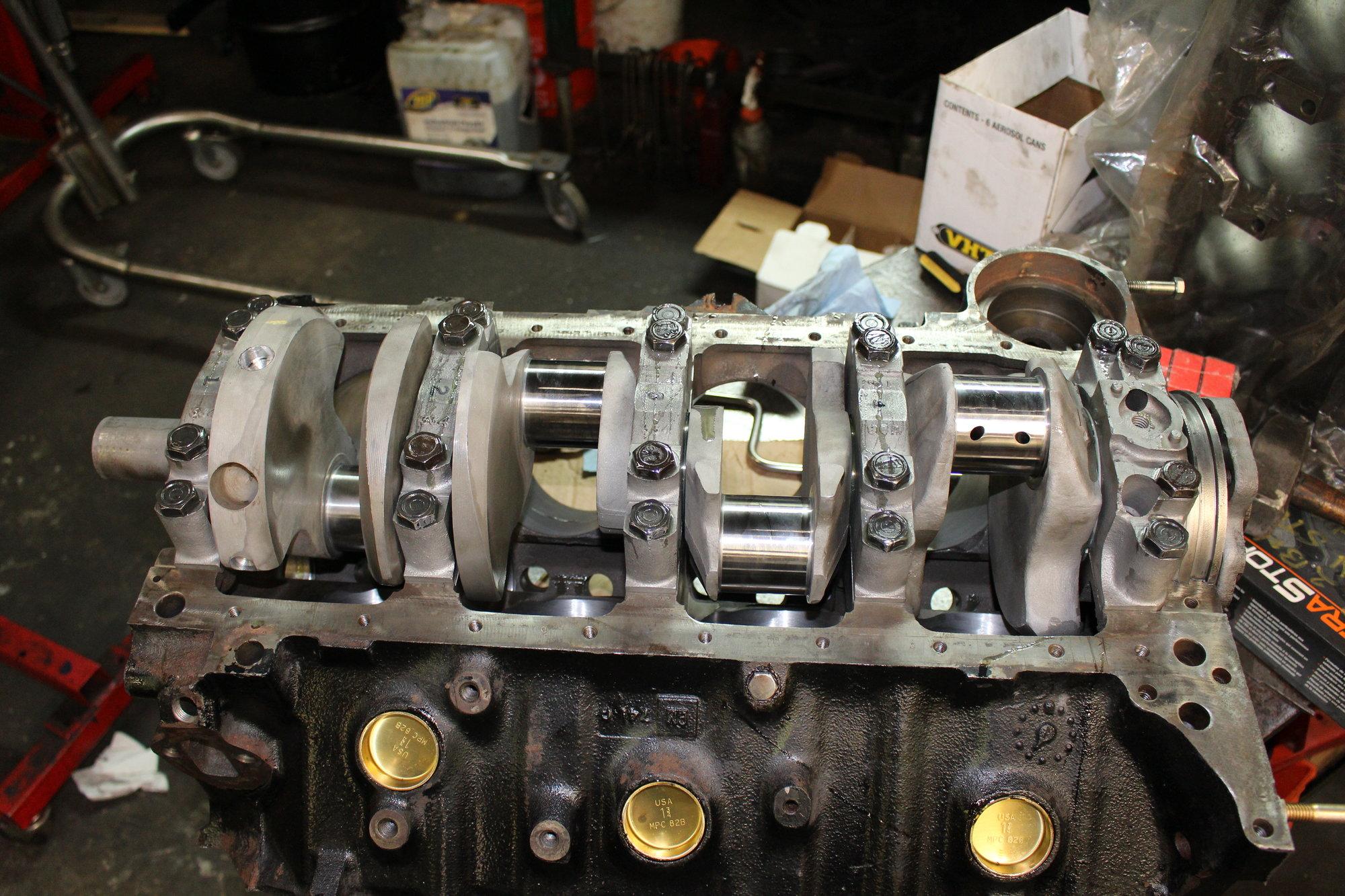 454 LS6 Build - CorvetteForum - Chevrolet Corvette Forum Discussion