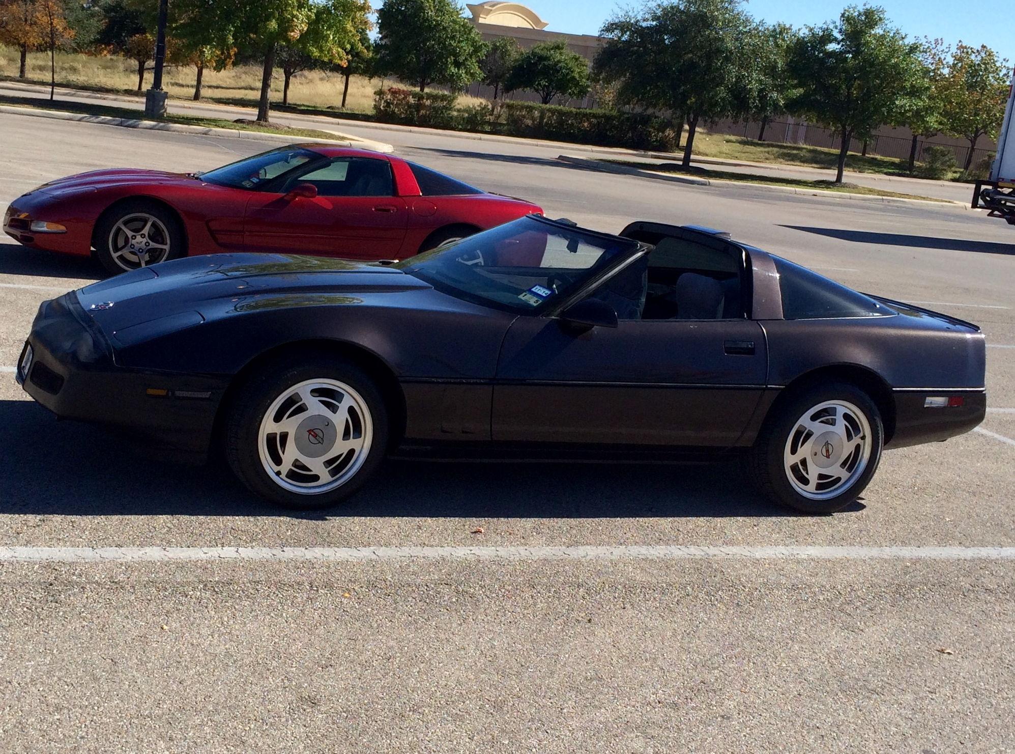 For Sale 1989 Corvette Coupe Corvetteforum Chevrolet