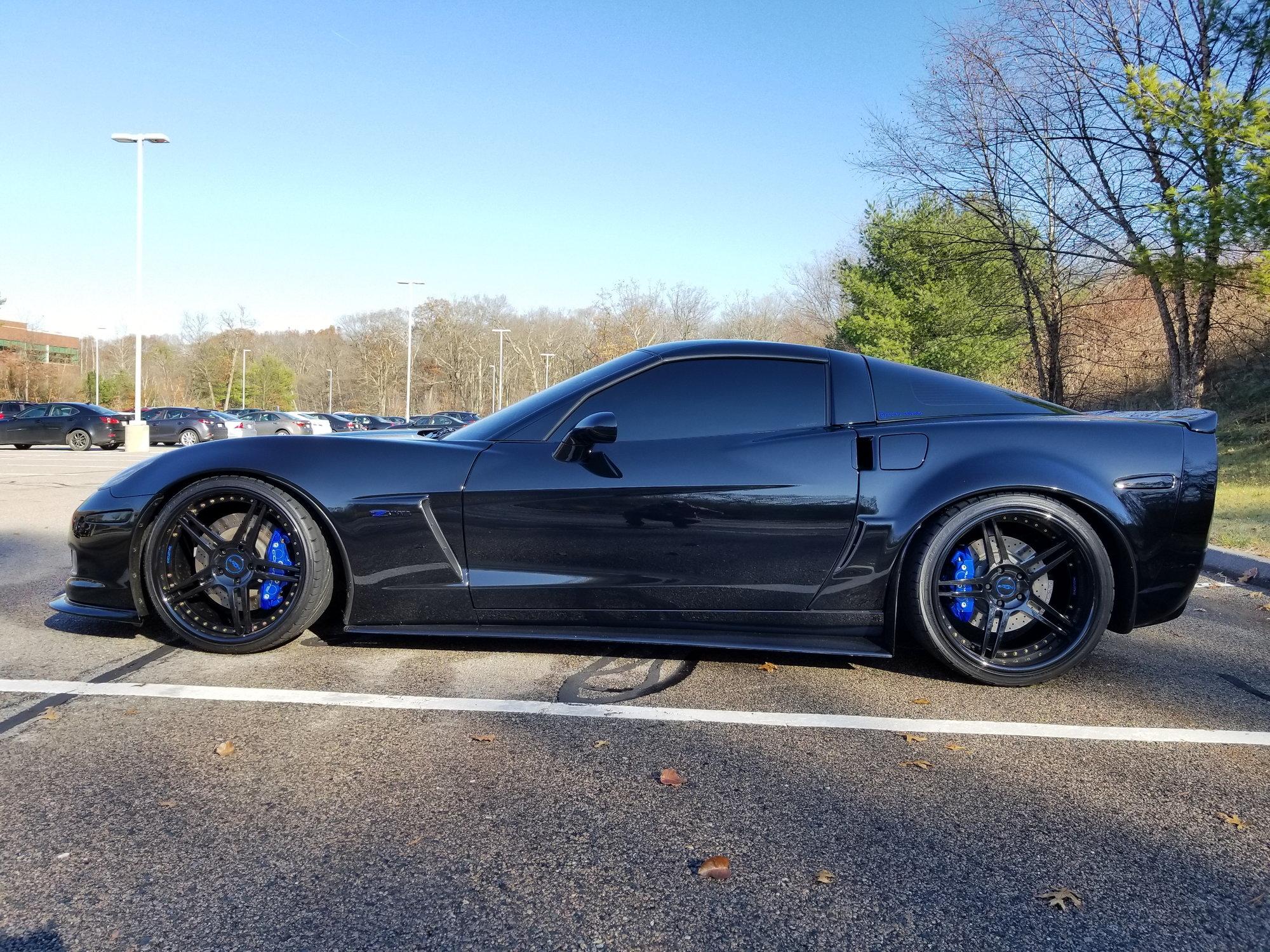 Z06 What coilovers? - CorvetteForum - Chevrolet Corvette