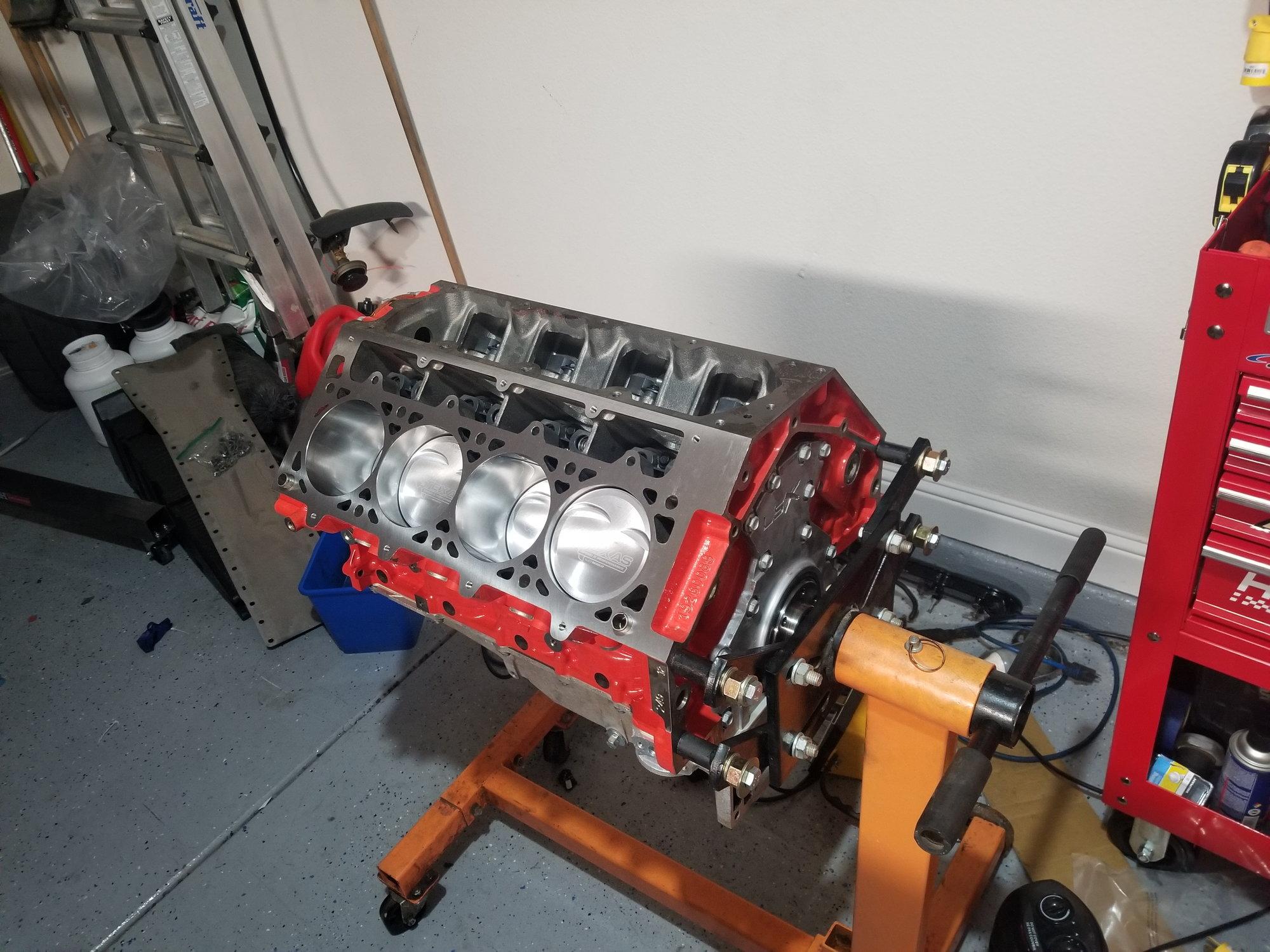 lsx 454 build nitrous! - CorvetteForum - Chevrolet Corvette