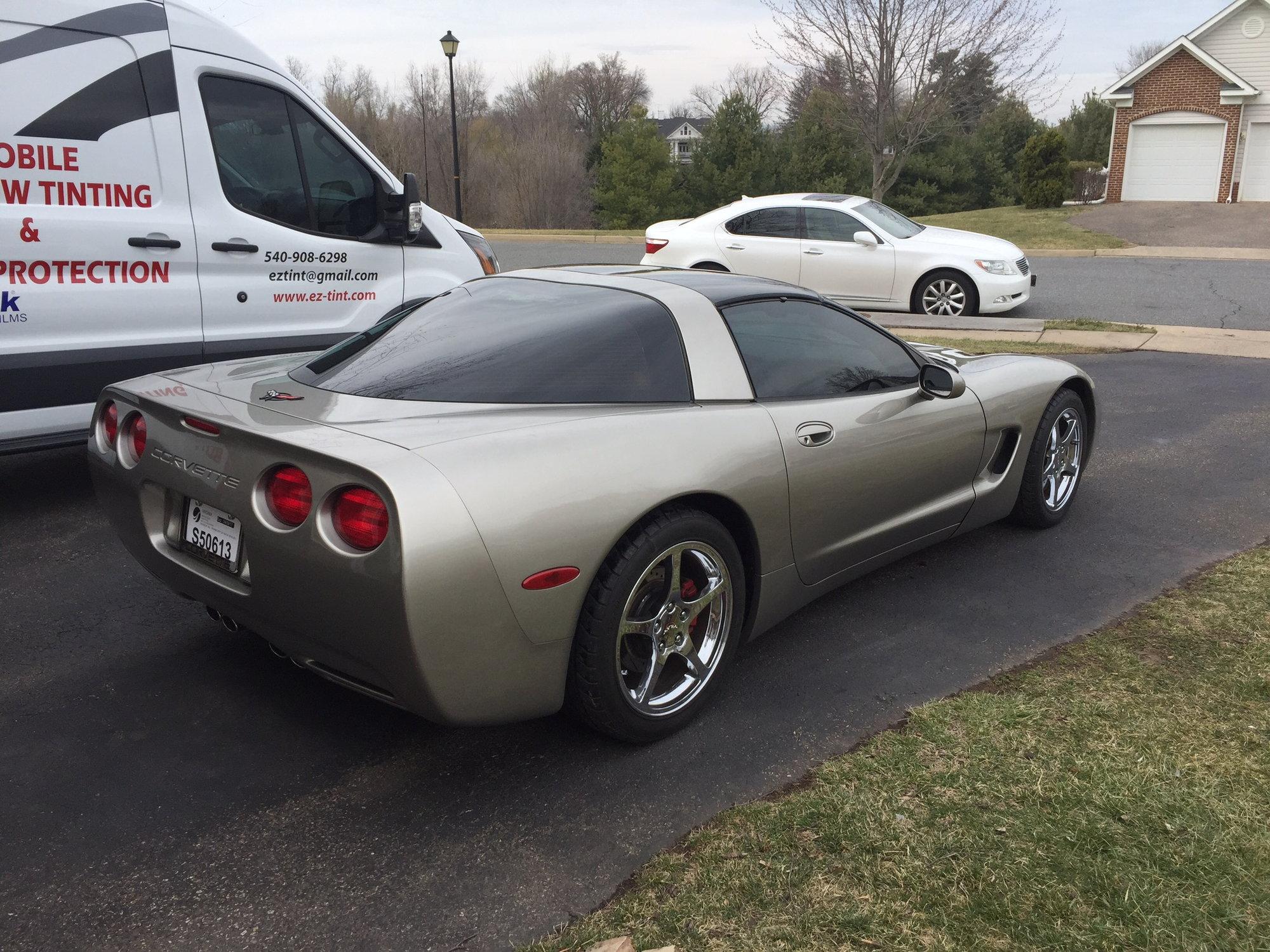 FS (For Sale) 1999 Corvette Coupe C5