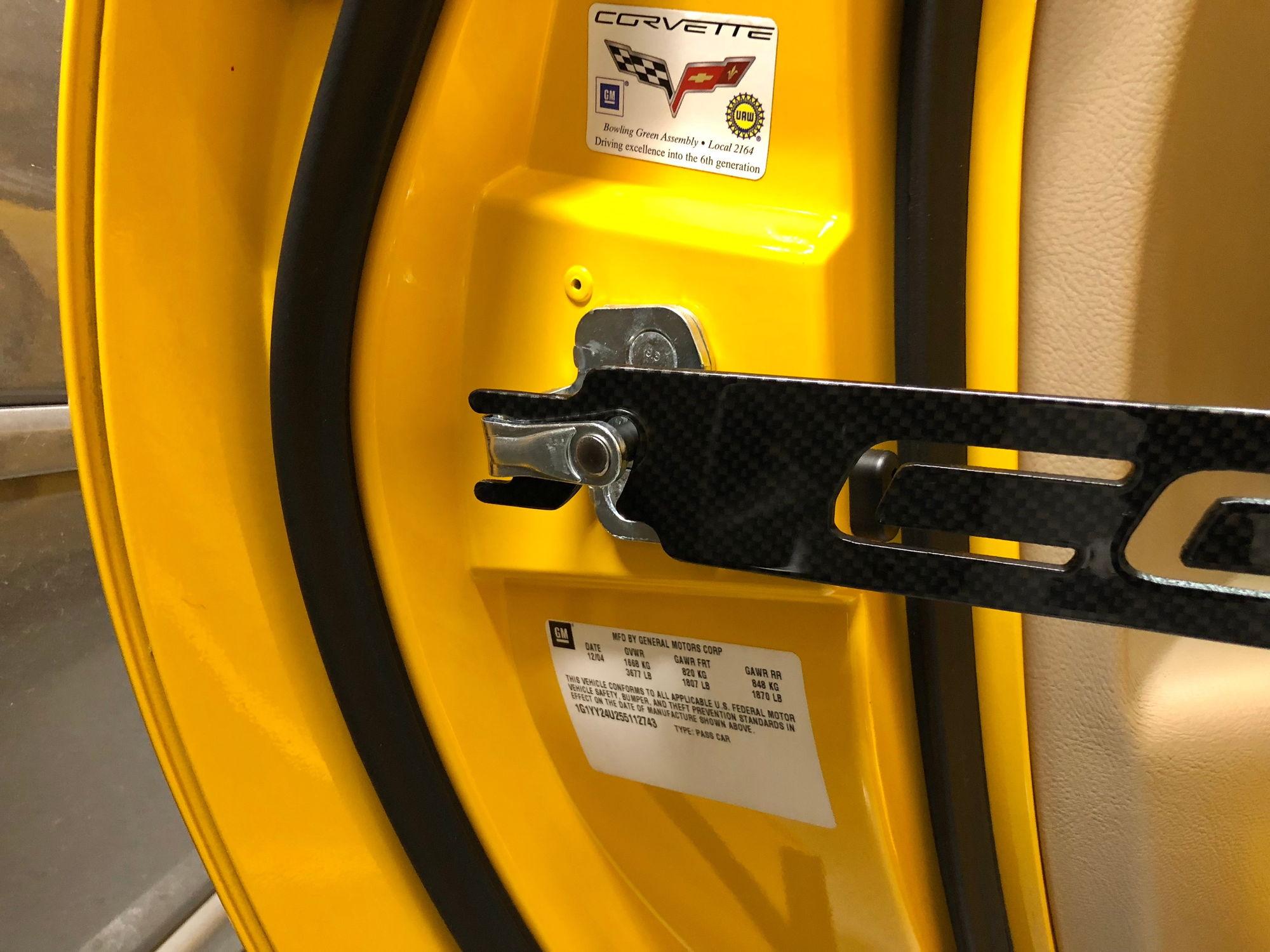 Custom Car Show Door Props Corvetteforum Chevrolet
