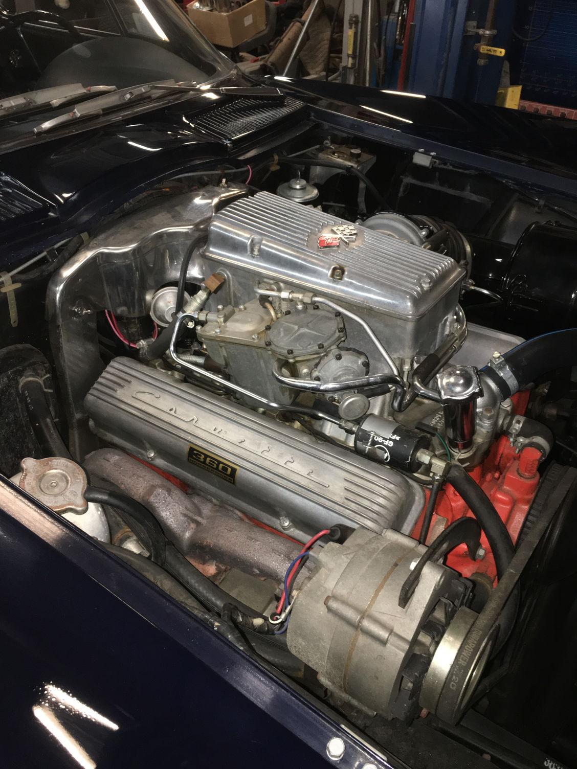 63 Corvette Fuel Injected Split Window CorvetteForum