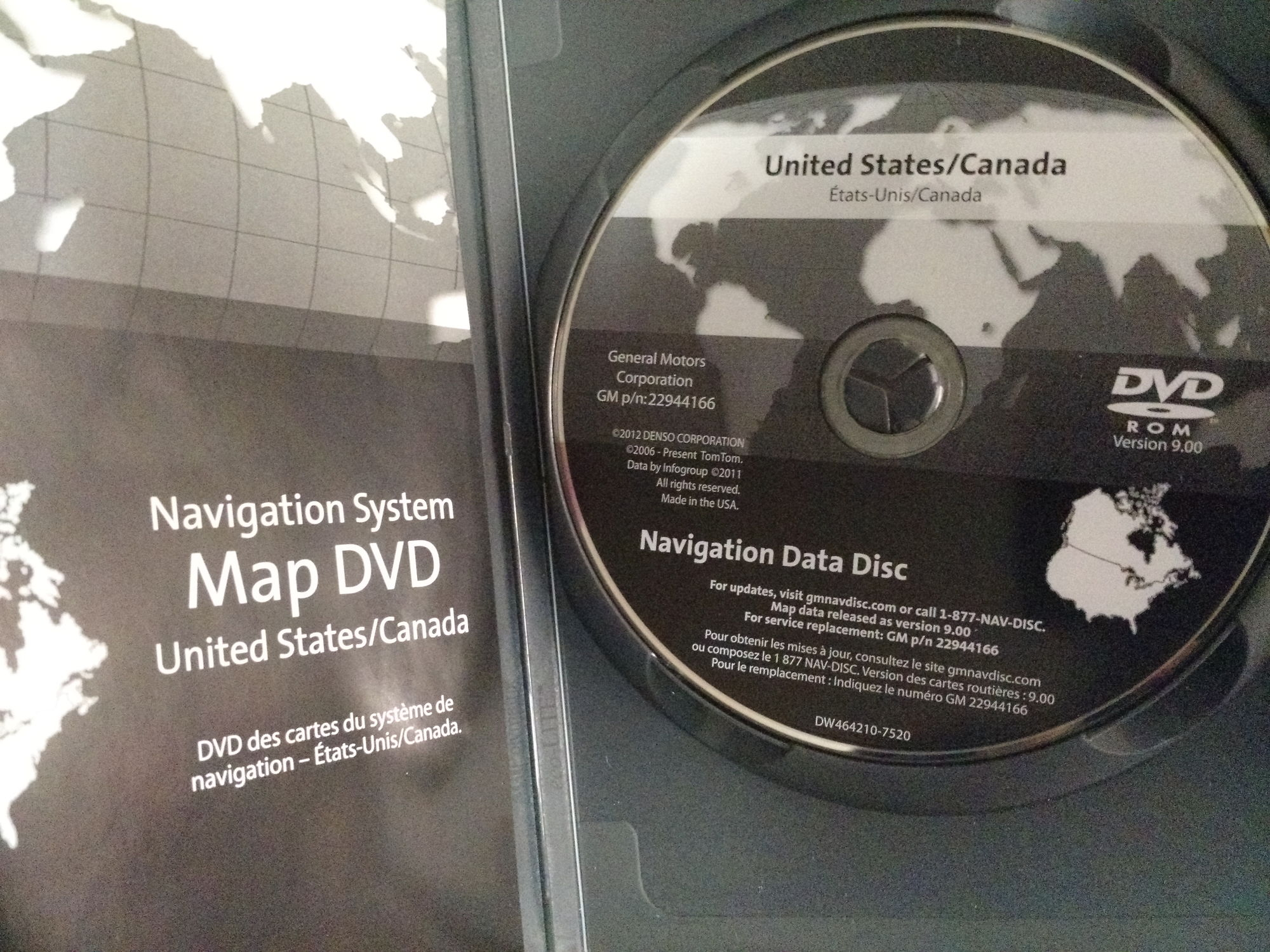 HELP! Map DVD Read Error on my nav screen - CorvetteForum ...