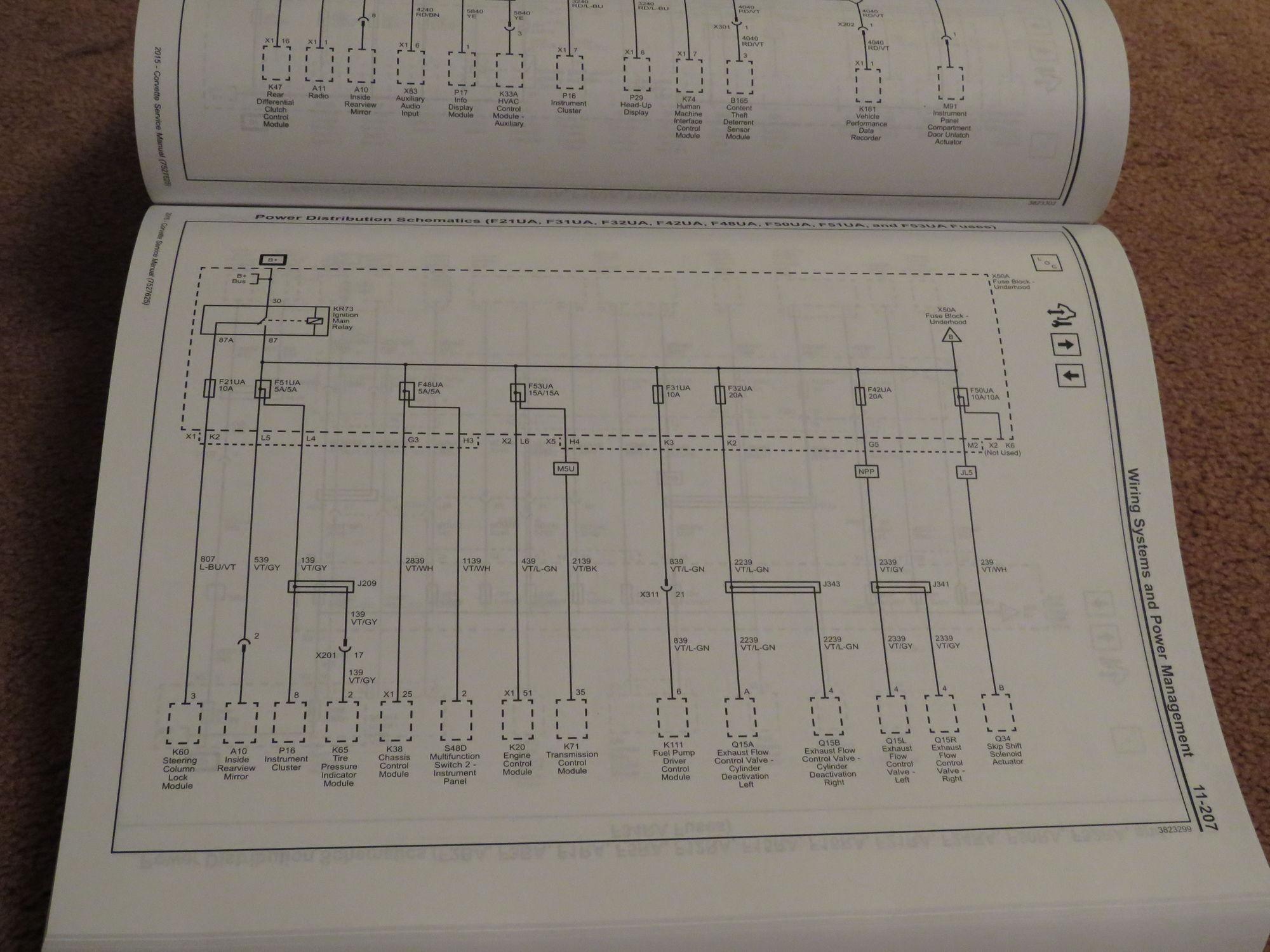 2015 service manual from helm inc corvetteforum chevrolet rh corvetteforum com helminc owners manual Parts Manual
