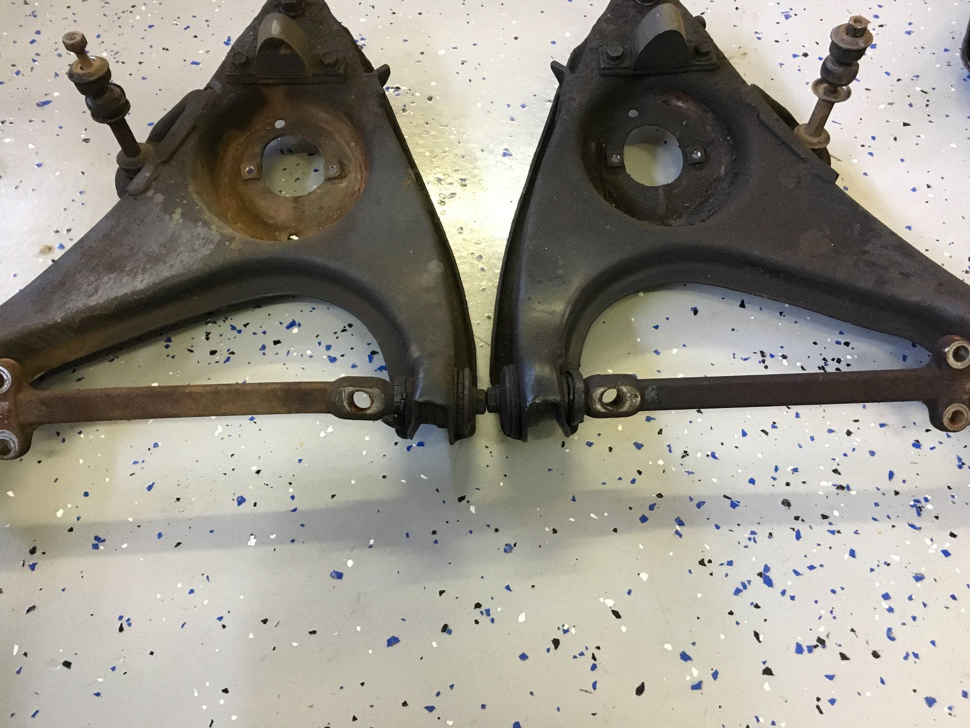 Frame or control arm HELP? - CorvetteForum - Chevrolet Corvette