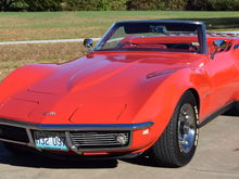 Red '68 Roadster