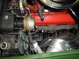 Vacuum Hose from Distributor to Carburetor Question