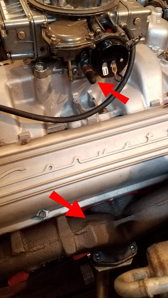 Holley 2818-1 Carb on a '67 327ci/350hp? - Page 2