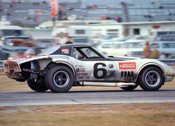 1968-1970 FIA GT Fuel Tank capacity - CorvetteForum