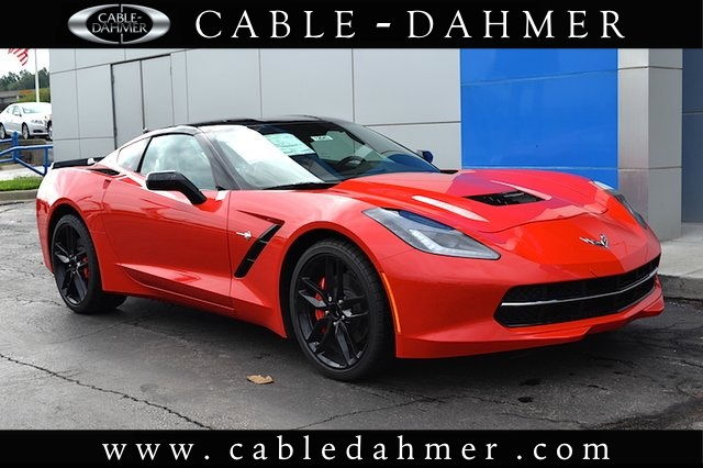 Cable Dahmer Chevrolet >> CORVETTE CLEARANCE at Cable-Dahmer Chevrolet ...
