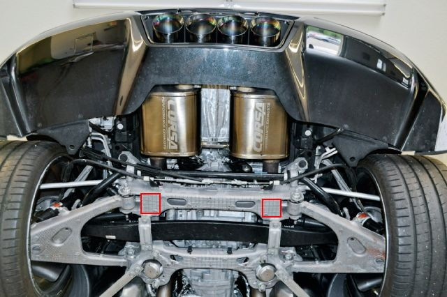 Pictures Of Rear Jack Stand Placement Corvetteforum