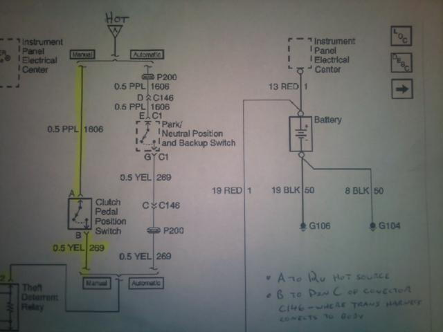 anyone willing to help wiring a a4 to m6 swap found the picture i was looking for yesterday