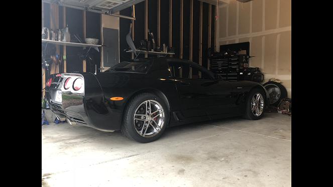 2001 Z06 ECS Build - CorvetteForum - Chevrolet Corvette
