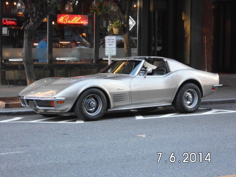 72 L 48 Ls5 Coupe Corvetteforum Chevrolet Corvette