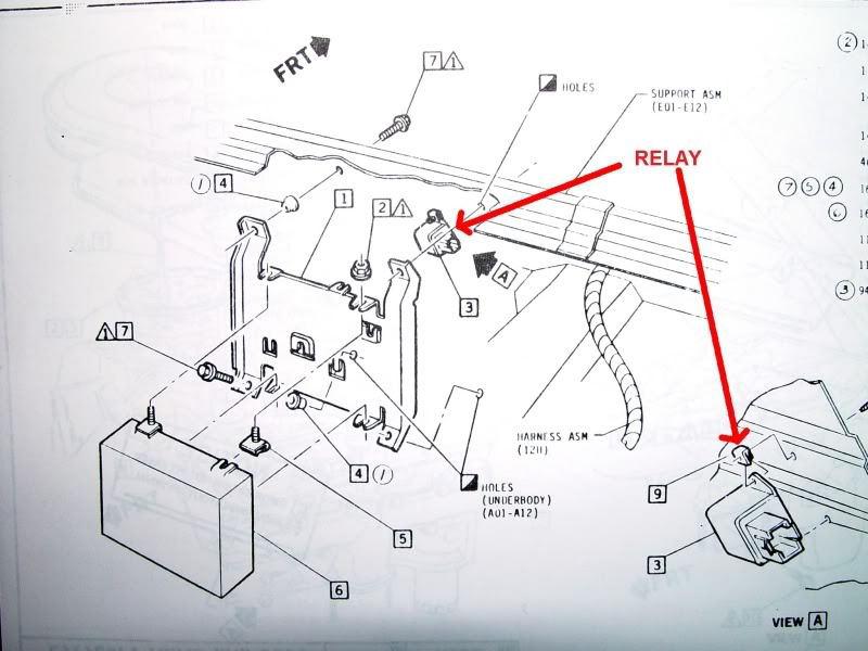 Relay Switch - Corvetteforum