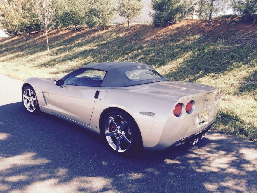 2007 c6 convertible for sale corvetteforum chevrolet. Black Bedroom Furniture Sets. Home Design Ideas