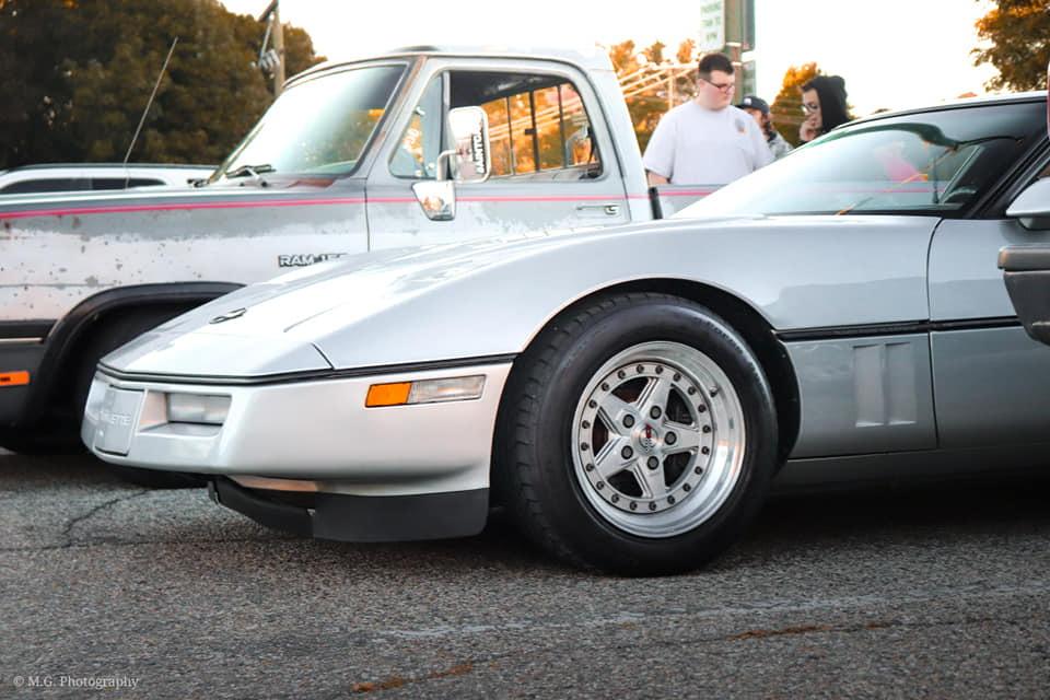 Lowering C4 Corvette Front Suspension - CorvetteForum