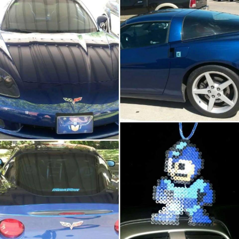 Pics Of Me Mega Manning My C6 Corvetteforum Chevrolet