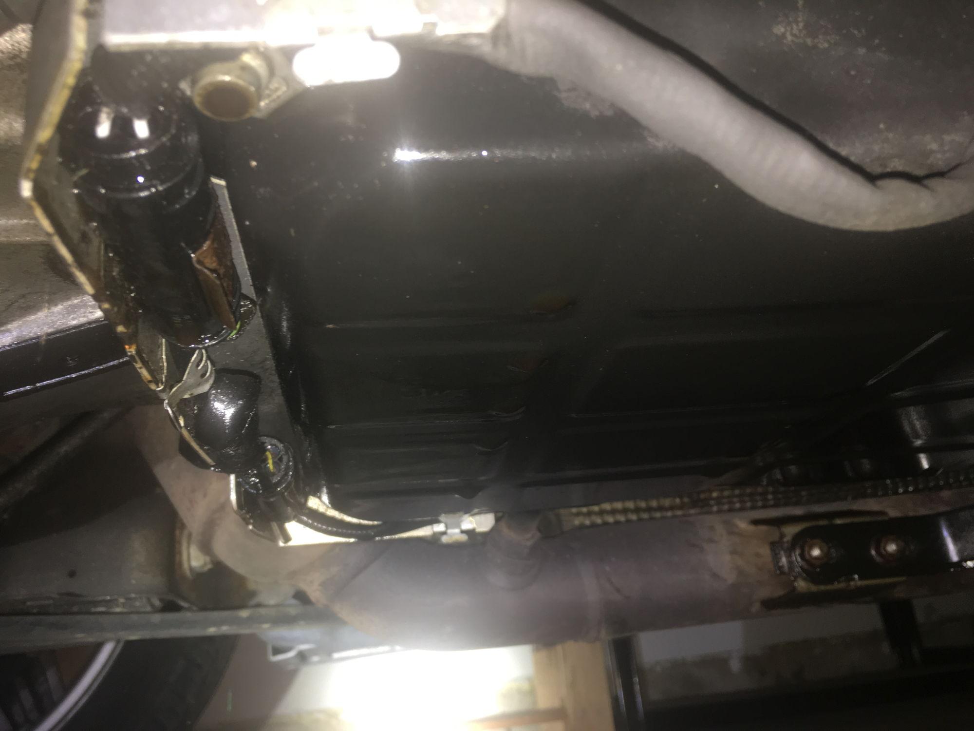 Bad Oil Leak Crossfireforum The Chrysler Crossfire And Srt6 Resource