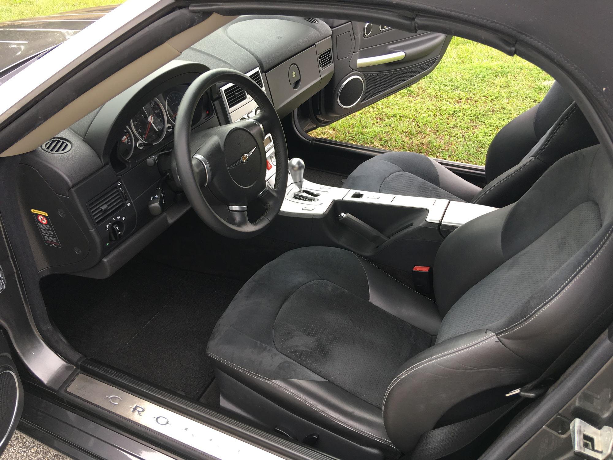 2015 Chrysler Crossfire Convertible Html Autos Post