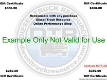 18533Example Gift Certificate