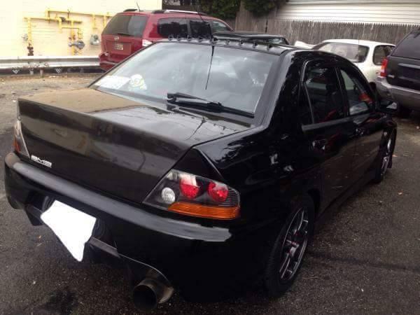 My Project Car Evo 8 From Costa Rica