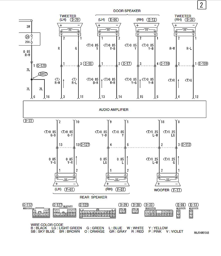 Evo 3 Wiring Diagram Pdf : Evo ssl amplifier harness dead evolutionm