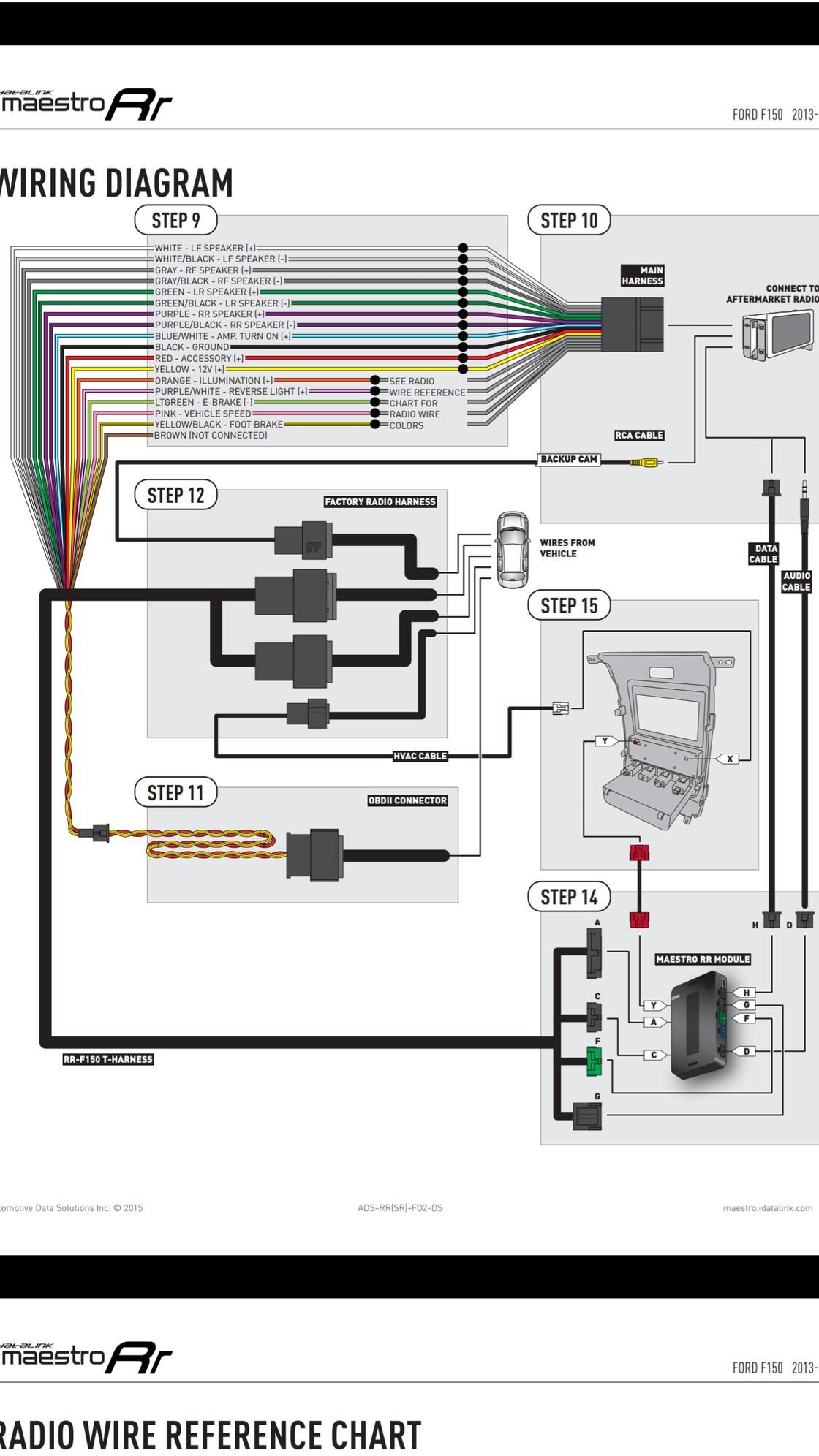 on idatalink maestro rr wiring diagram scion