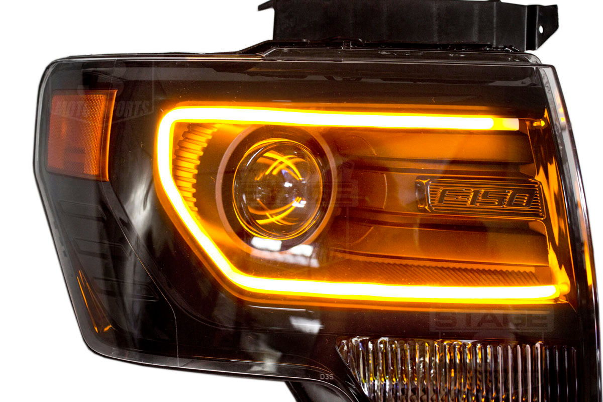 2014 F150 Headlights >> 2012 F150 Ecoboost FX4 by Stage 3 Motorsports - Page 2 ...