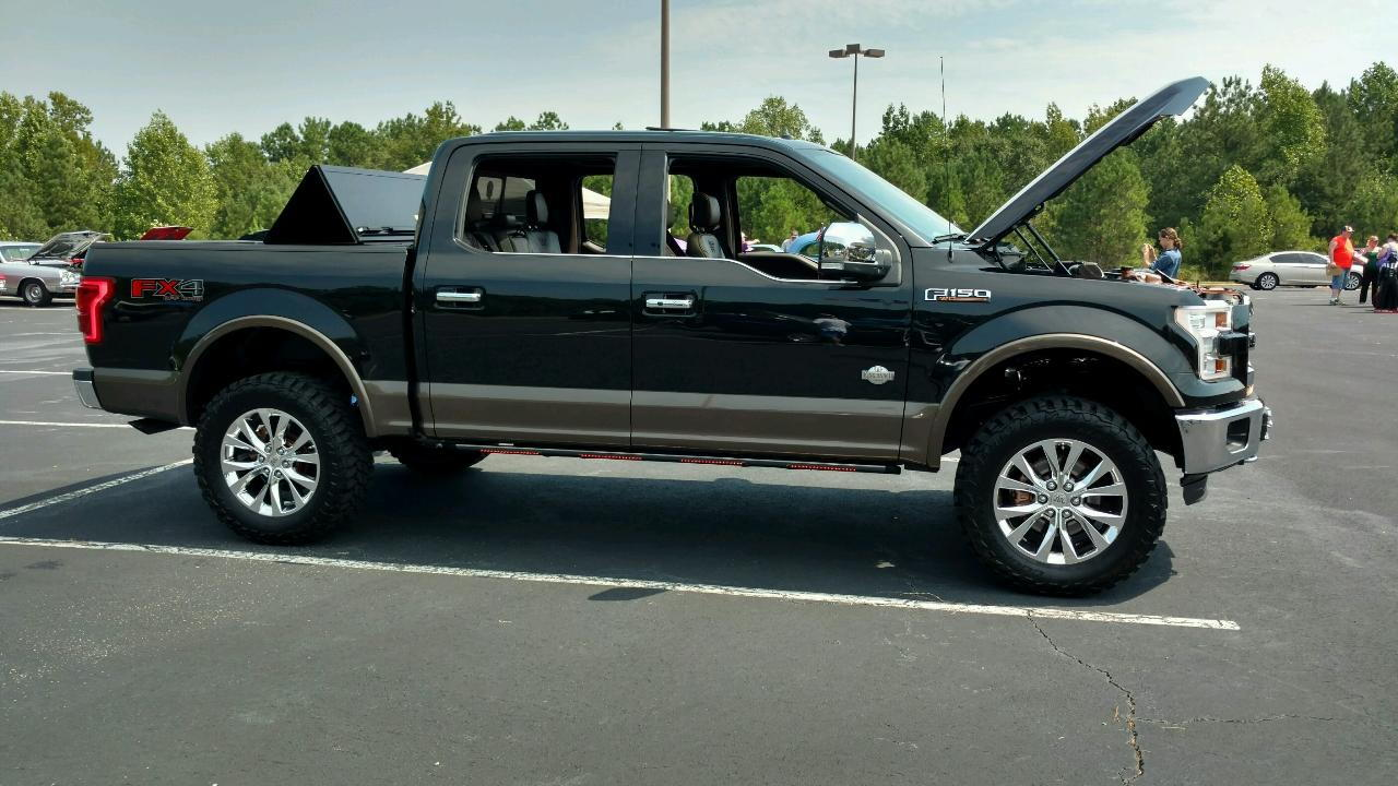 2015 F150 Lifted >> Lifted trucks on factory rims ? - Page 2 - Ford F150 Forum - Community of Ford Truck Fans