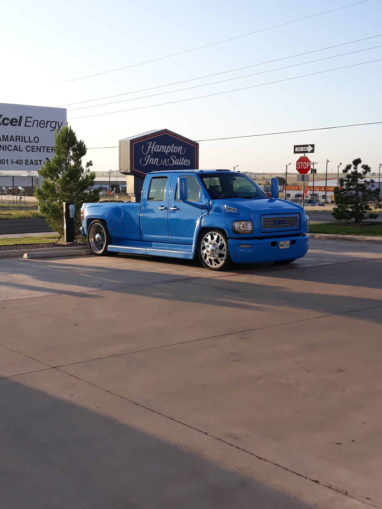 Parking in a tesla spot - Ford F150 Forum - Community of Ford Truck Fans