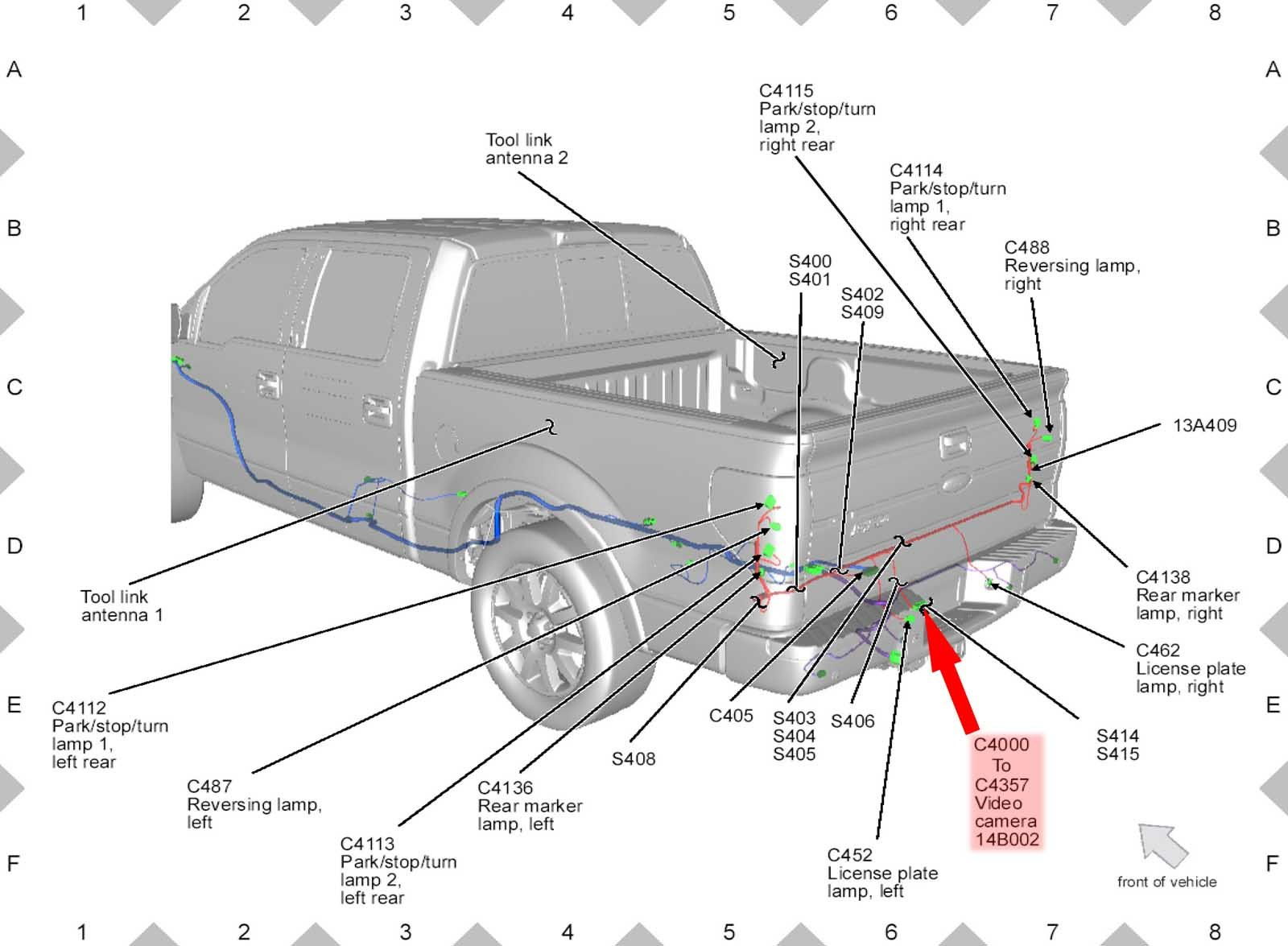 1994 ford f 150 xl wiring diagram for a truck ford f 150 truck wiring diagram can bliss be added? - page 2 - ford f150 forum - community ...